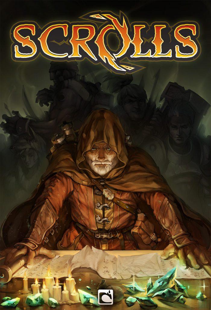 Scrolls Boxart