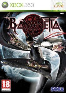 Bayonetta on Xbox 360