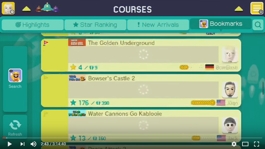 Video: Game Mistress - Playing Super Mario Maker