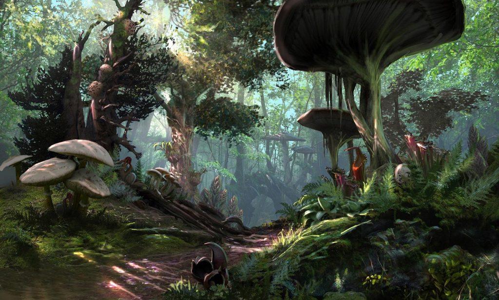 Morrowind - New Zones