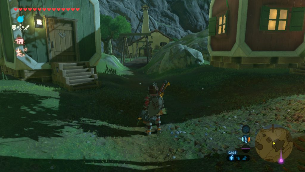 Breath of the Wild - Housing Area