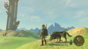 Breath of the Wild - How to get Wolf Link as a companion