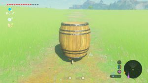 Breath of the Wild - Keg von Kakariko - Fields of Hyrule