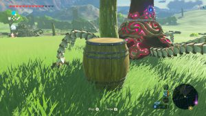 Breath of the Wild - Keg von Kakariko In The Inn
