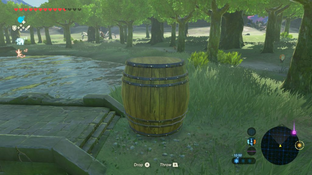 Breath of the Wild - Keg von Kakariko -Guardians