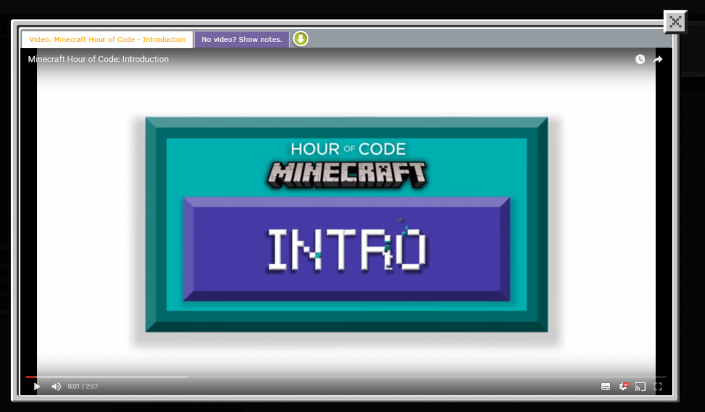 Learn To Program With Minecraft - Intro Video