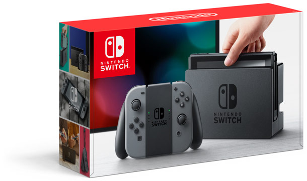 Nintendo Switch - Bundle
